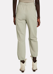 The Range Military Twill Jogger Pants
