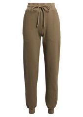 The Range Vital Rib Knit Cotton Joggers