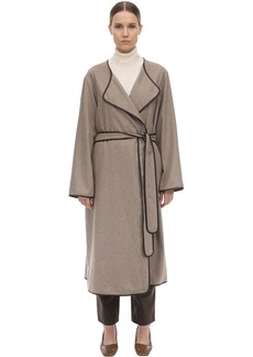 The Row Light Weight Cashmere Robe Coat