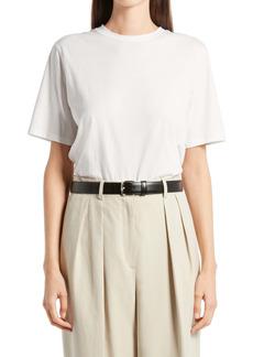 The Row Chiara Cotton T-Shirt