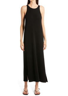 The Row Cloveri Sleeveless Cashmere & Silk Maxi Dress