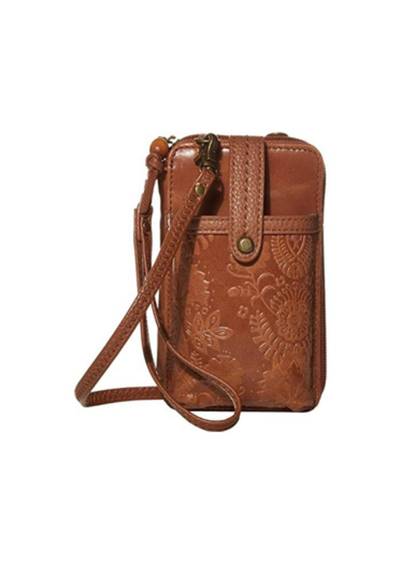 The Sak Iris North/South Smartphone Crossbody