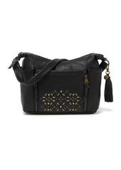 The Sak Keira Studded Leather Hobo Bag