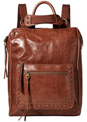 The Sak Loyola Leather Convertible Backpack