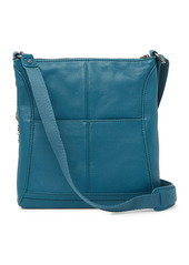 The Sak Lucia Leather Crossbody Bag