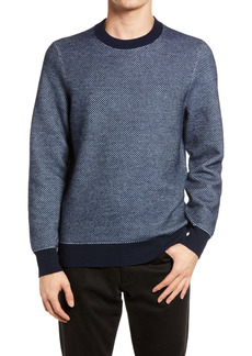 Theory Boland Cashmere Crewneck Sweater