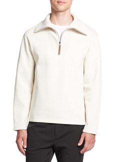 Theory Camner Quarter Zip Pullover