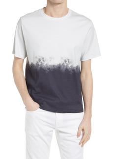 Theory Casey Dip Dye T-Shirt