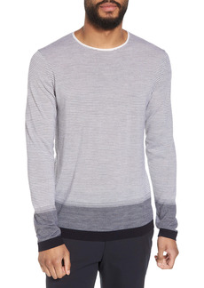 Theory Cyar New Sovereign Crewneck Sweater