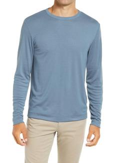 Theory Gaskell Long Sleeve Crewneck Men's Shirt