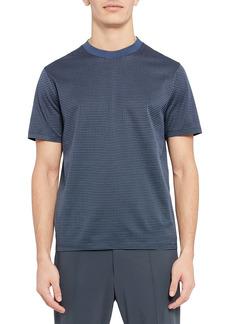 Theory Grid Dot T-Shirt