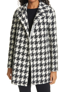 Theory Whist Belted Wool Blend Wrap Jacket