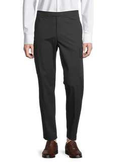 Theory Wilmar Stretch-Cotton Cargo Pants