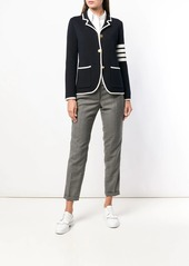 Thom Browne 4-Bar Double-Face Sport Coat