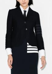 Thom Browne 4-Bar cotton twill jacket