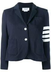 Thom Browne 4-Bar stripe sports blazer