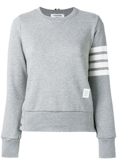 Thom Browne 4-bar stripe sweatshirt