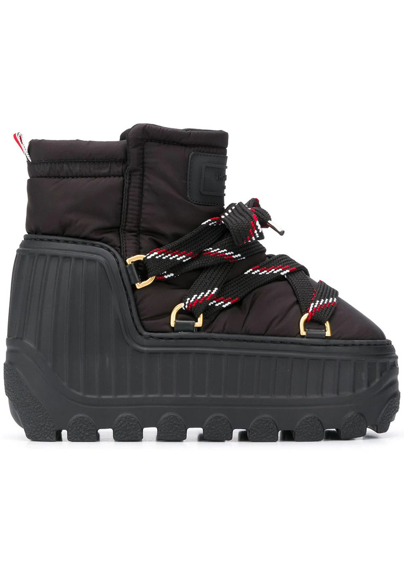 Thom Browne apres-ski ankle boot