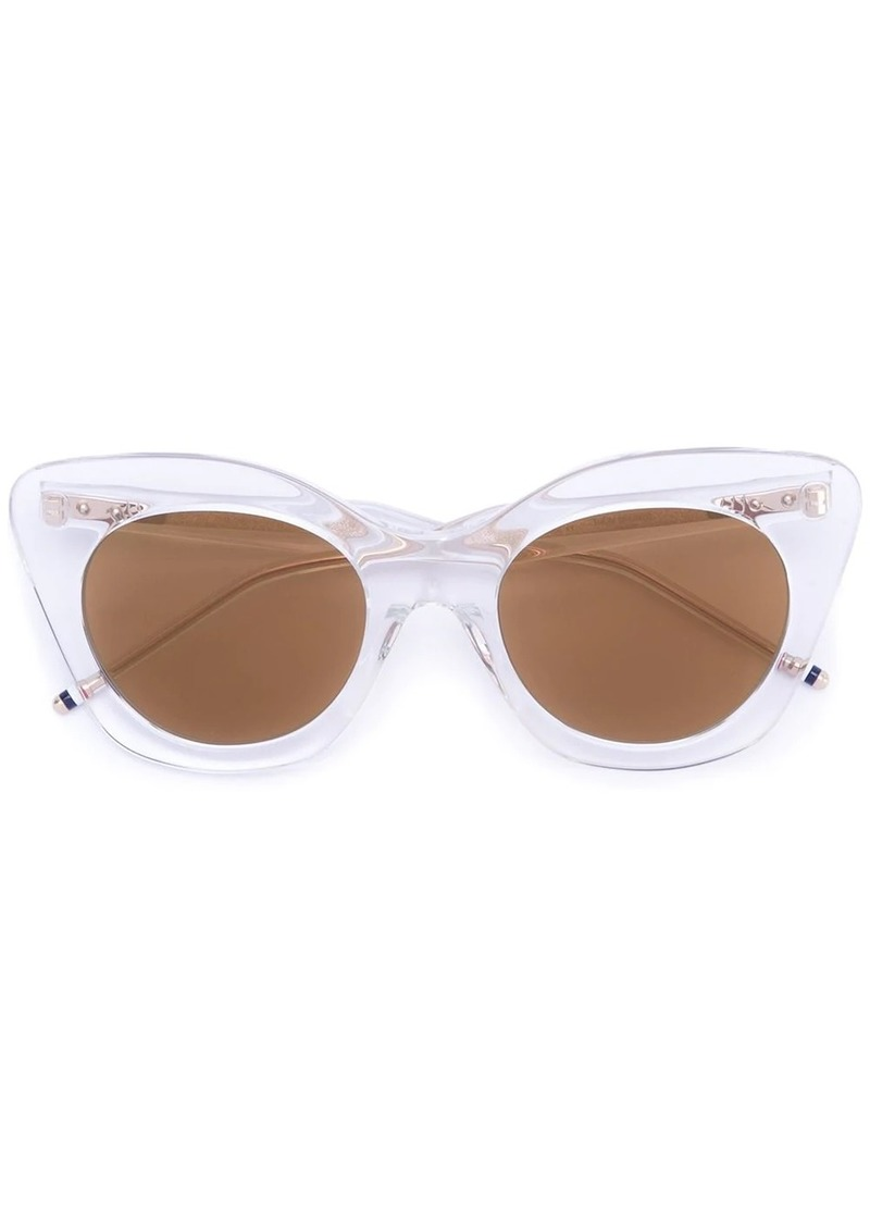 Thom Browne cat eye sunglasses