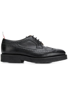 Thom Browne crepe sole longwing brogues