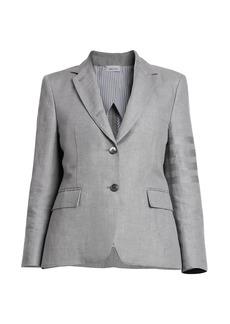 Thom Browne Classic Linen Sportcoat