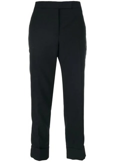Thom Browne classic backstrap trousers