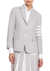Thom Browne Classic Cotton Sportcoat