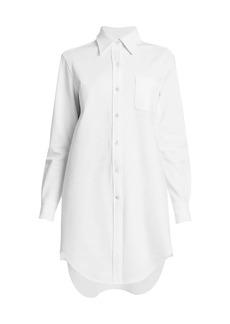 Thom Browne Cricket Stripe Varsity Sport Shirt