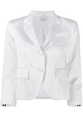 Thom Browne cropped blazer jacket