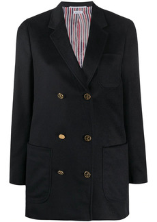 Thom Browne double-breasted oversized jacket