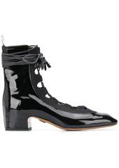 Thom Browne Ghillie block-heel boots