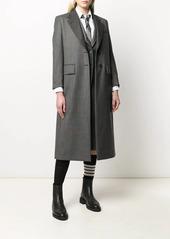 Thom Browne wide lapel wool jacket
