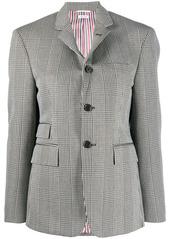 Thom Browne Prince of Wales check wool jacket