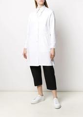Thom Browne interlock drawcord waist v-neck cardigan