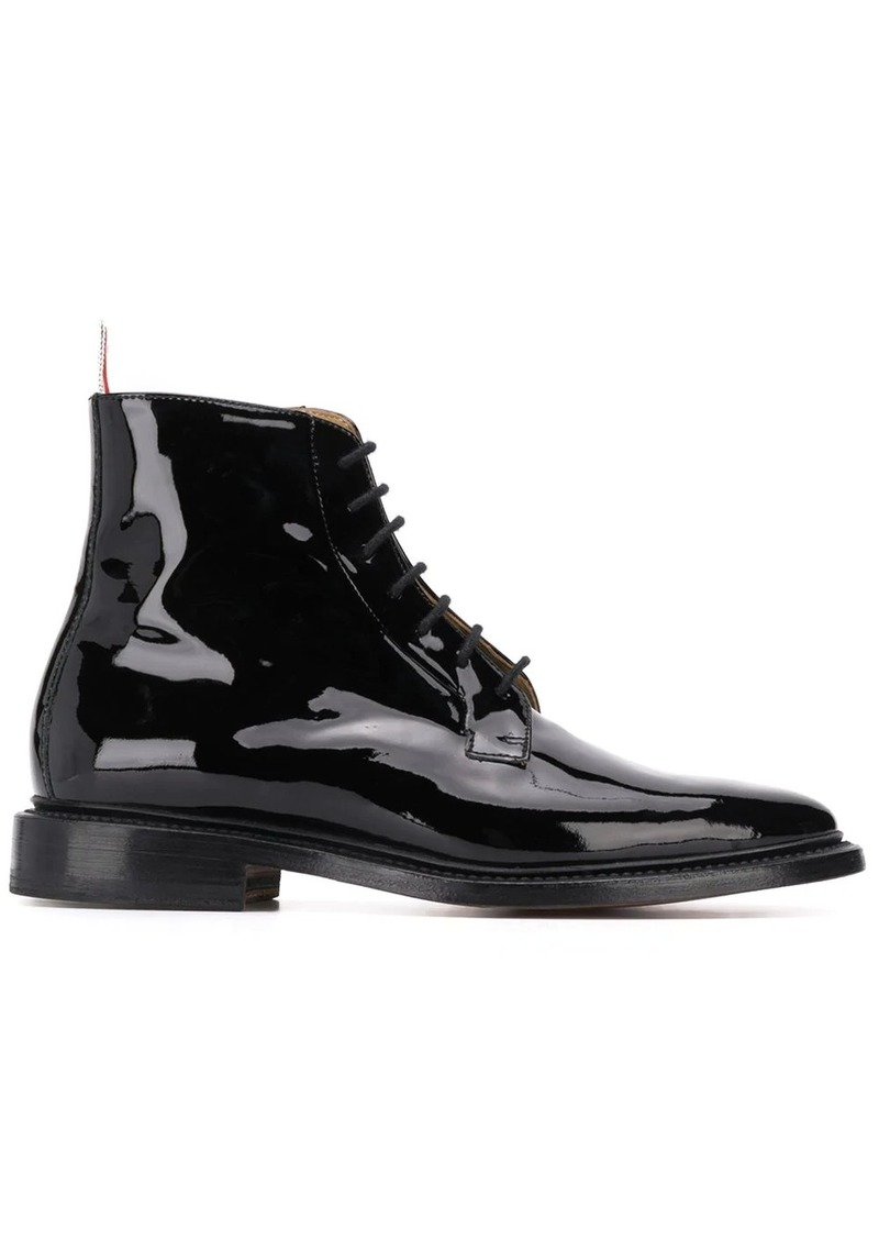 Thom Browne lace-up ankle boots