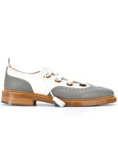 Thom Browne lace-up brogues with cut-out detail