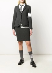 Thom Browne 4-Bar merino jacket