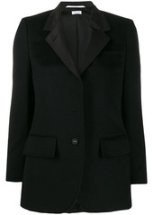 Thom Browne wide-lapel cashmere jacket
