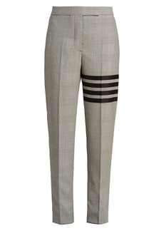Thom Browne Tapered Wool Trousers