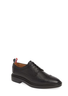 Thom Browne Pebbled Longwing Derby (Women)