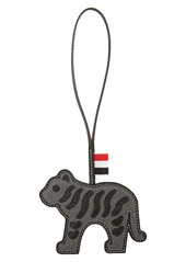 Thom Browne Tiger Leather Bag Charm