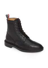 Thom Browne Wingtip Boot (Women)