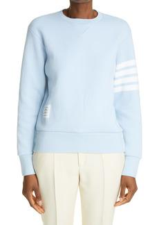 Women's Thom Browne 4-Bar Cashmere & Cotton Blend Women's Sweater