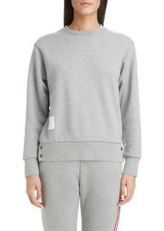 Women's Thom Browne Stripe Back Sweater