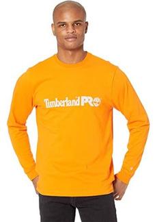 Timberland Base Plate Long Sleeve Graphic T-Shirt