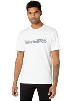 Timberland Base Plate Short Sleeve T-Shirt with Logo
