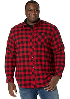 Timberland Extended Woodfort Mid-Weight Flannel Work Shirt