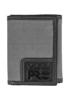 Men's Timberland Pro Whitney Canvas Trifold Wallet