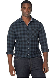 Timberland Woodfort Mid-Weight Flannel Work Shirt - Tall