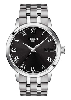 Tissot Classic Dream Bracelet Watch, 42mm